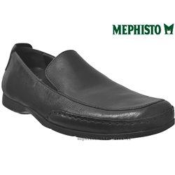mephisto-chaussures.fr livre à Saint-Martin-Boulogne Mephisto EDLEF Noir cuir mocassin
