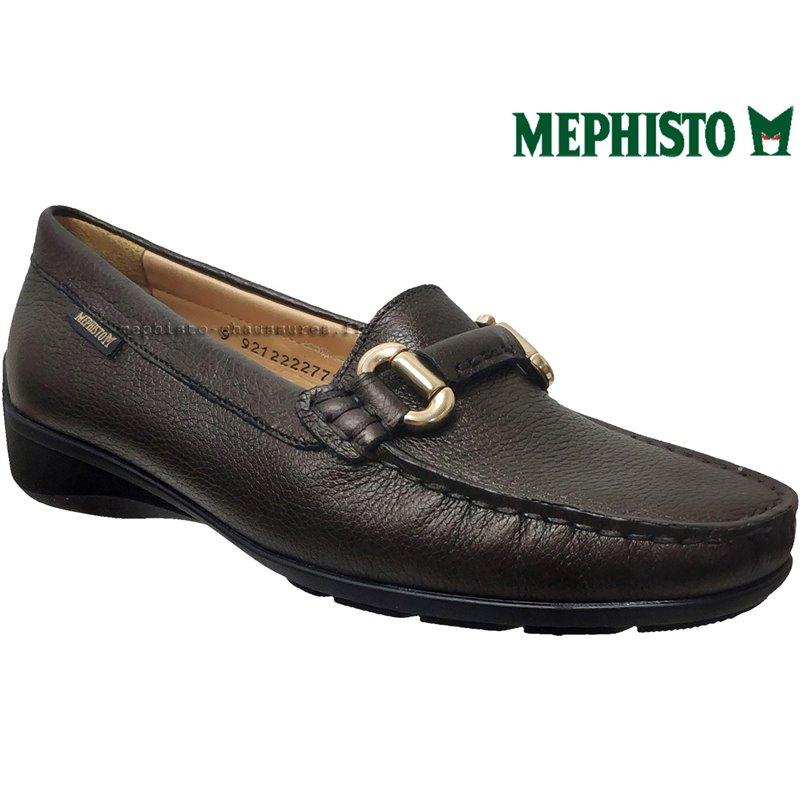 le pecq, NATALA, Bronze cuir chez www.mephisto-chaussures.fr (10516)