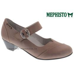 Mephisto femme Chez www.mephisto-chaussures.fr Mephisto VICKIE Beige nubuck ballerine