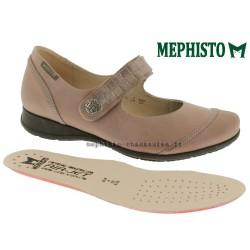 MEPHISTO Femme Scratch GERDINA E Beige cuir 13079