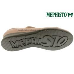 MEPHISTO Femme Scratch GERDINA E Beige cuir 13080