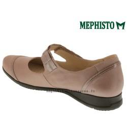 MEPHISTO Femme Scratch GERDINA E Beige cuir 13083
