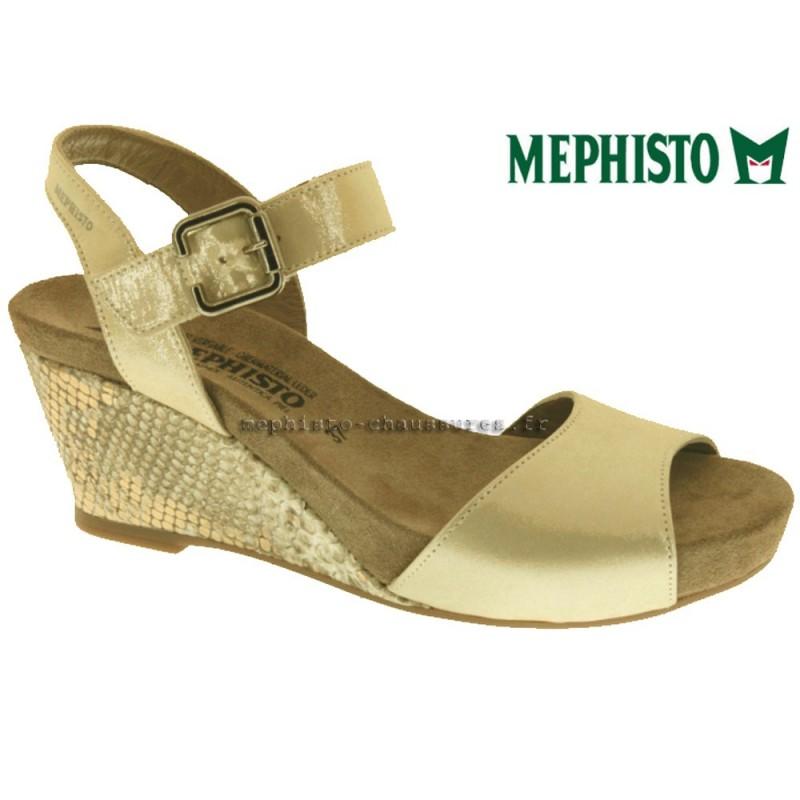 MEPHISTO Femme Sandale BEAUTY Nubuck or 13371