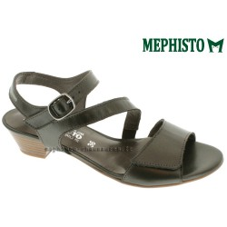 MEPHISTO Femme Sandale CALYSTA gris cuir 13403