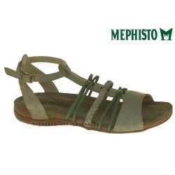 Sandale Méphisto Mephisto ADELA Gris cuir sandale