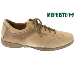 Mephisto Chaussure Mephisto RICARIO marron nubuck lacets