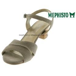 MEPHISTO Femme Sandale DORIANE Nubuck taupe 15039