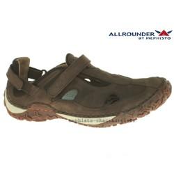 Méphisto sandale Homme Chez www.mephisto-chaussures.fr Allrounder PASSION Marron nubuck sandale
