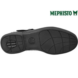 le pecq, RAFAEL, noir cuir, 42FR - EUR8 chez www.mephisto-chaussures.fr (16086)