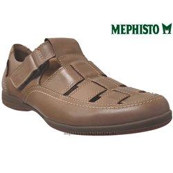 mephisto-chaussures.fr livre à Blois Mephisto RAFAEL marron cuir sandale