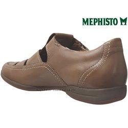 MEPHISTO Homme Sandale RAFAEL marron cuir 16122