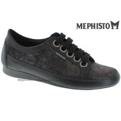 femme mephisto Chez www.mephisto-chaussures.fr Mephisto BRETTA Noir cuir lacets