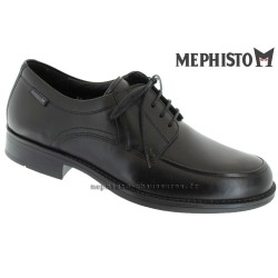 Mephisto Homme: Chez Mephisto pour homme exceptionnel Mephisto DAMON Noir cuir lacets