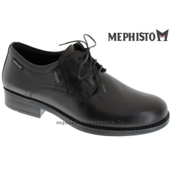 Mephisto Homme: Chez Mephisto pour homme exceptionnel Mephisto DAVID GT Noir cuir lacets