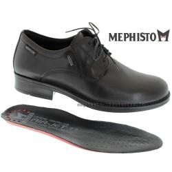 MEPHISTO Homme Lacet DAVID GT Noir cuir 16561