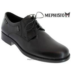 MEPHISTO Homme Lacet DAVID GT Noir cuir 16563