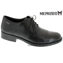 Mephisto Homme: Chez Mephisto pour homme exceptionnel Mephisto DIRK Noir cuir lacets