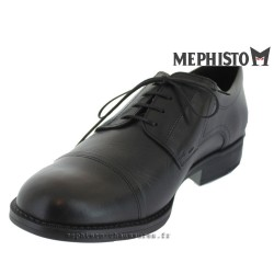 MEPHISTO Homme Lacet DIRK Noir cuir 16655