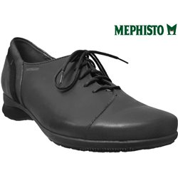 Mephisto femme Chez www.mephisto-chaussures.fr Mephisto JOANA Noir cuir lacets