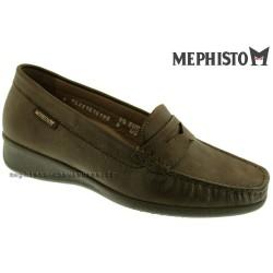 Chaussures femme Mephisto Chez www.mephisto-chaussures.fr Mephisto GENIA Marron cuir mocassin