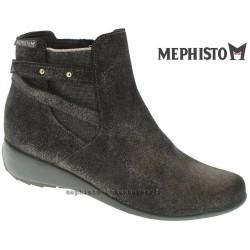femme mephisto Chez www.mephisto-chaussures.fr Mephisto STELLA Bronze brillant cuir bottine