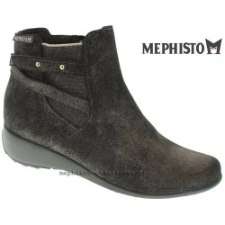 MEPHISTO Femme Bottine STELLA Bronze brillant cuir 17793