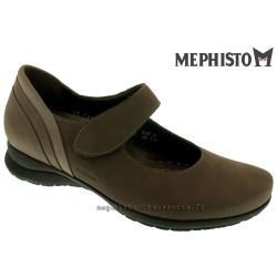 Mephisto femme Chez www.mephisto-chaussures.fr Mephisto JOYCE Taupe nubuck ballerine