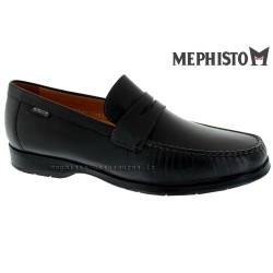 mephisto-chaussures.fr livre à Besançon Mephisto HOWARD Noir cuir mocassin
