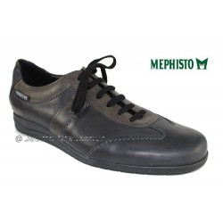 Mephisto Homme: Chez Mephisto pour homme exceptionnel Mephisto HARON Noir cuir lacets