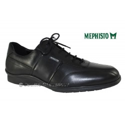Mephisto Homme: Chez Mephisto pour homme exceptionnel Mephisto VELMO Noir cuir lacets