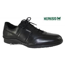 Mephisto Homme: Chez Mephisto pour homme exceptionnel Mephisto VELMO Noir cuir lacets