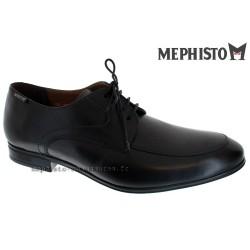 Mephisto Homme: Chez Mephisto pour homme exceptionnel Mephisto TOBIAS noir cuir lacets