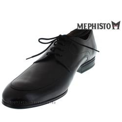 MEPHISTO Homme Lacet TOBIAS noir cuir 20007