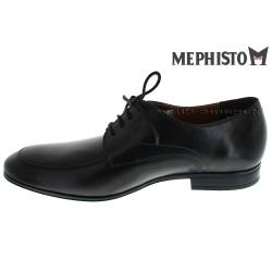 MEPHISTO Homme Lacet TOBIAS noir cuir 20008