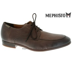 Mephisto Homme: Chez Mephisto pour homme exceptionnel Mephisto TOBIAS taupe cuir lacets