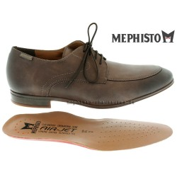 MEPHISTO Homme Lacet TOBIAS taupe cuir 20116