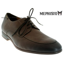 MEPHISTO Homme Lacet TOBIAS taupe cuir 20118