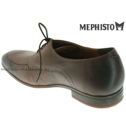 MEPHISTO Homme Lacet TOBIAS taupe cuir 20121