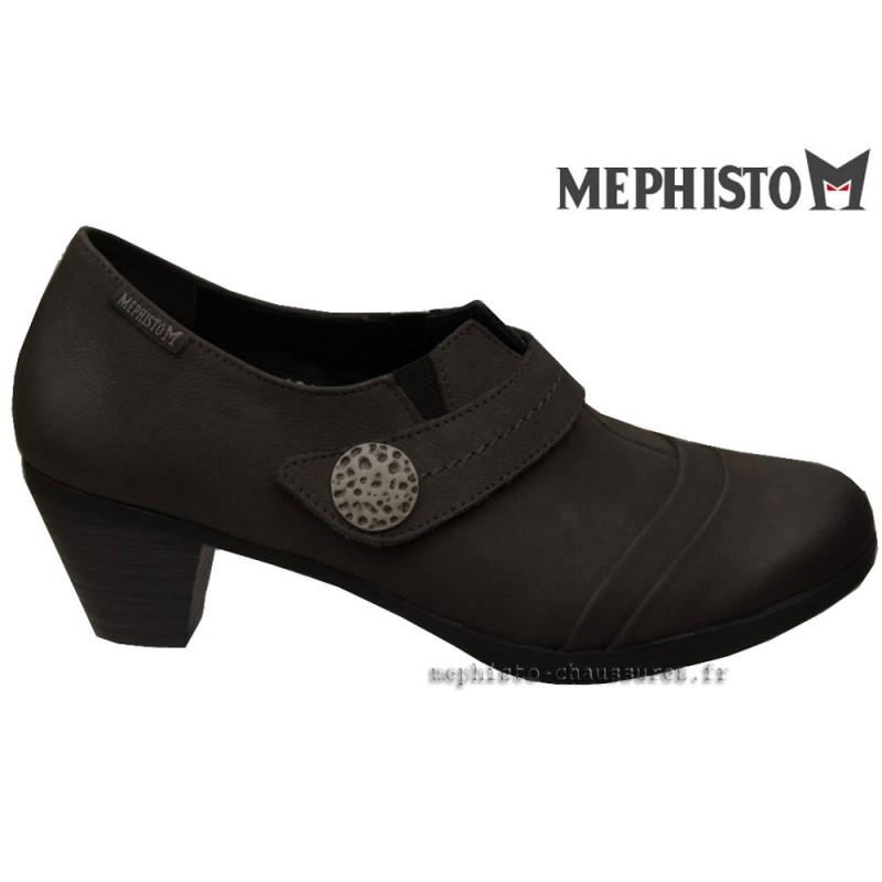 chaussures Femme MEPHISTO ZIPPY Gris nubuck 20320