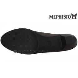 chaussures Femme MEPHISTO ZIPPY Gris nubuck 20322