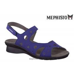 Sandale femme Méphisto Chez www.mephisto-chaussures.fr Mephisto POLLY Bleu nubuck sandale