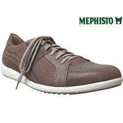 mephisto-chaussures.fr livre à Ploufragan Mephisto NORIS Marron cuir lacets