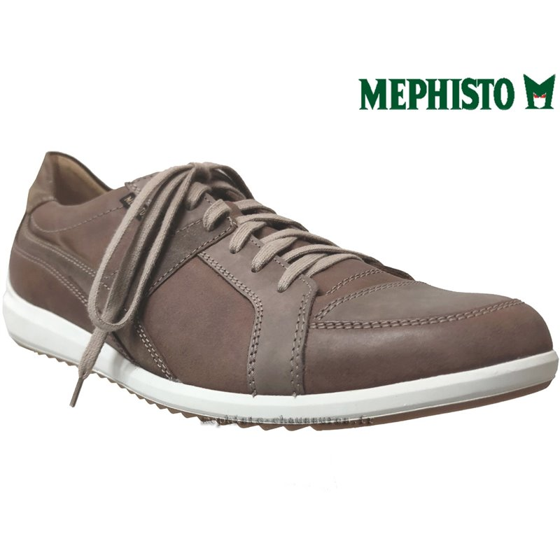 distributeurs mephisto, NORIS, Marron cuir chez www.mephisto-chaussures.fr (20824)