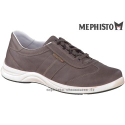 Marque Mephisto Mephisto HIKE Gris cuir lacets
