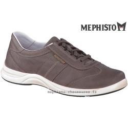 mephisto-chaussures.fr livre à Paris Lyon Marseille Mephisto HIKE Gris cuir lacets