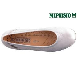 MEPHISTO Femme Ballerine EMILIE Gris brillant 21208