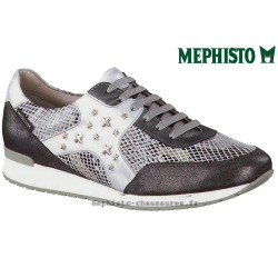 Mephisto lacet femme Chez www.mephisto-chaussures.fr Mephisto NOEMIE Gris cuir lacets