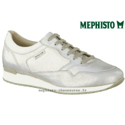 Mephisto lacet femme Chez www.mephisto-chaussures.fr Allrounder NINIA Gris cuir lacets