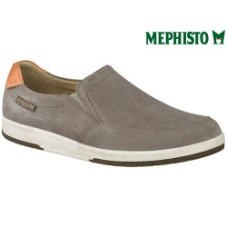 Méphisto mocassin homme Chez www.mephisto-chaussures.fr Mephisto LEO Gris nubuck mocassin