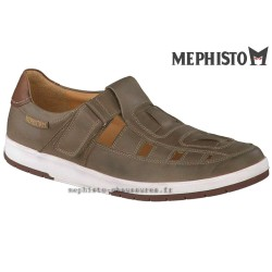 Mephisto nu pied Homme Chez www.mephisto-chaussures.fr Mephisto LORIS Marron cuir sandale